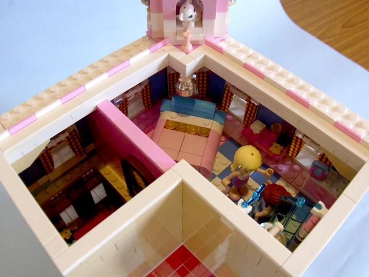 Lego Penthouse Suite