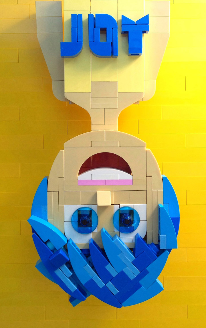 Miro Dudas Lego Inside Out Joy