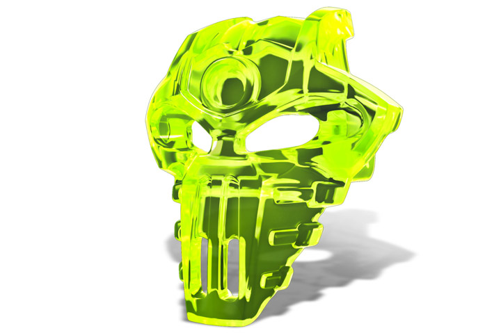 Lego San Diego Comic Con Bionicle Mask
