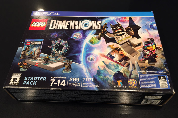 Lego Dimensions Review 71171 Box