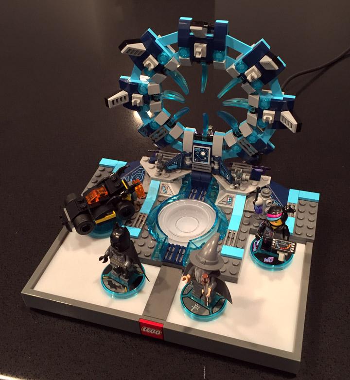 Lego Dimensions 71171 Gateway