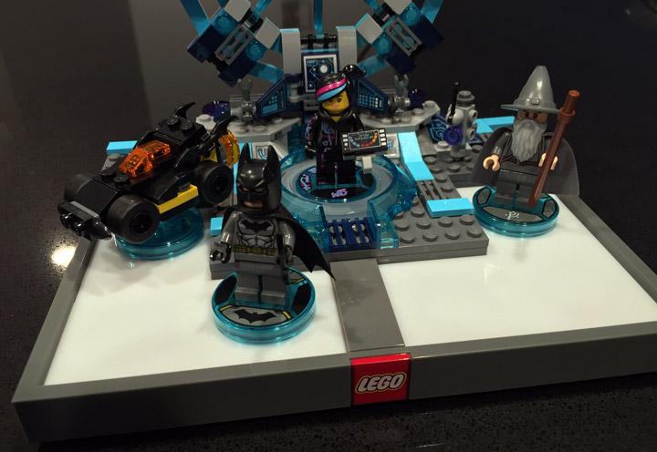 Lego Dimensions 71171 Gateway 2