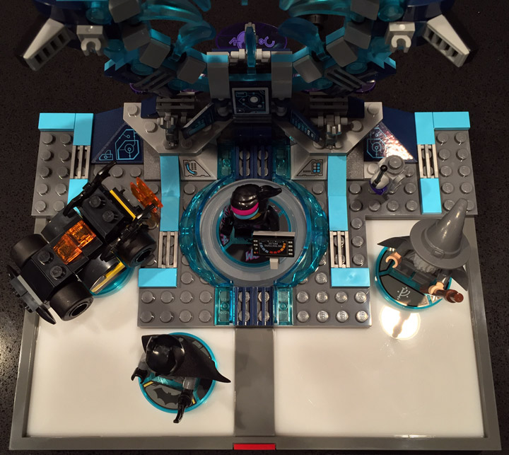 Lego Dimensions 71171 Space