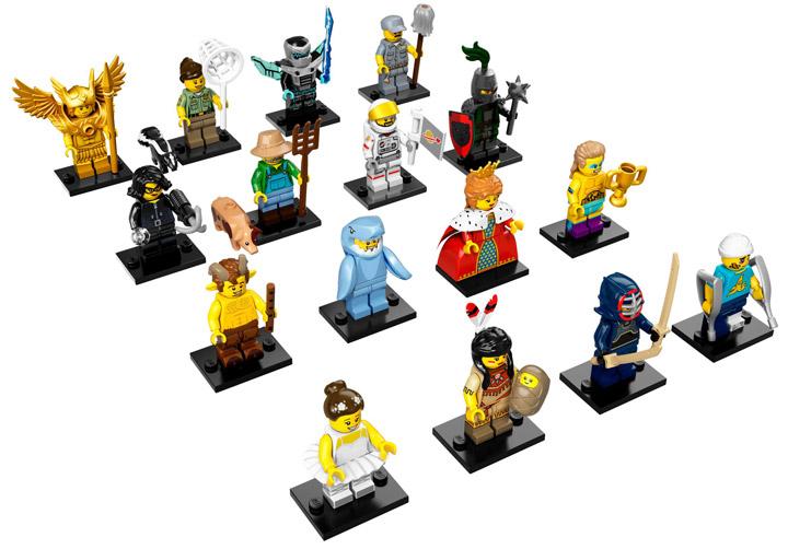 Lego Minifigures Series 15, 71011, Minifig