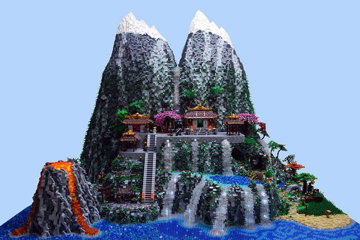 Ben Pitchfork Samurai Code Lego Project