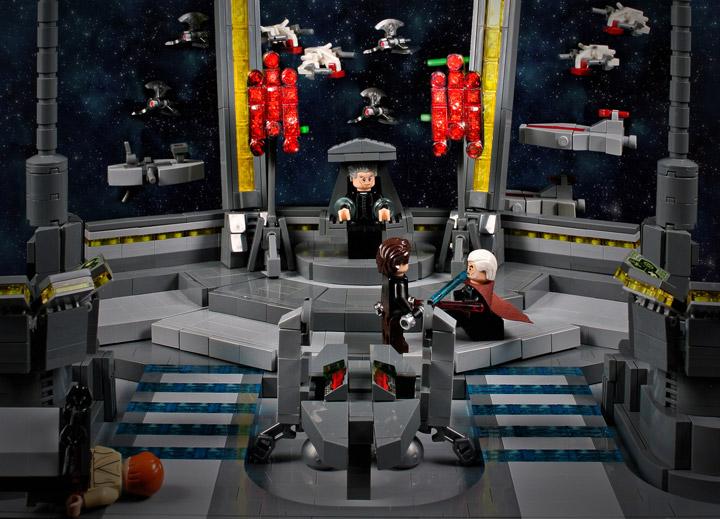 Kill Him Kill Him Now A Lego Star Wars Moc Everydaybricks