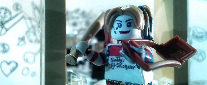 Lego Suicide Squad Trailer