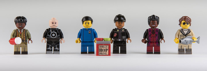 Legobob32 Lego Ideas Red Dwarf Minifigures