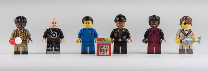 Legobob32 Lego Ideas Red Dwarf Minifigures