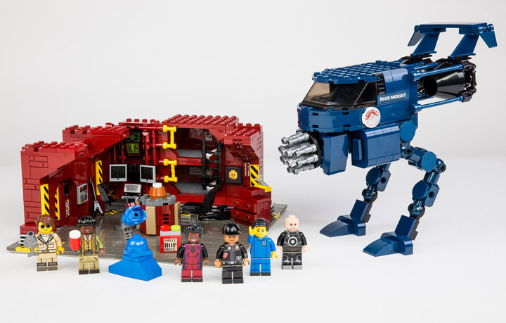 Legobob32 Red Dwarf Lego Ideas