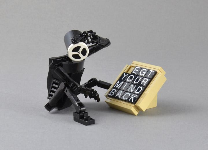 Michael Jasper Lego Get Your Mind Back