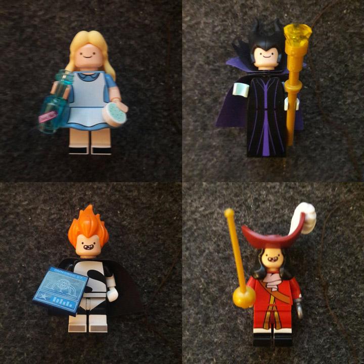 ColmiYveul Lego Finn the Pirate