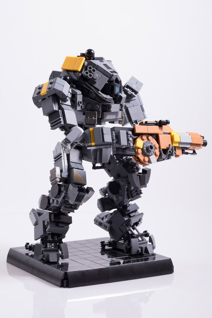 Marius Herrmann Lego Titanfall Ion