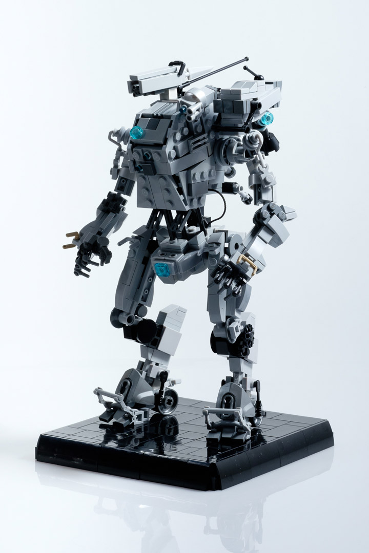 Marius Herrmann Lego Titanfall Stryder