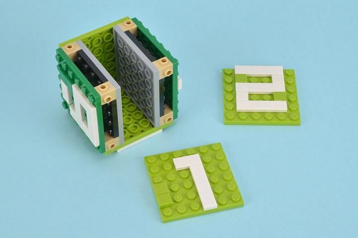 Huw Lego Brick Calendar Review 02