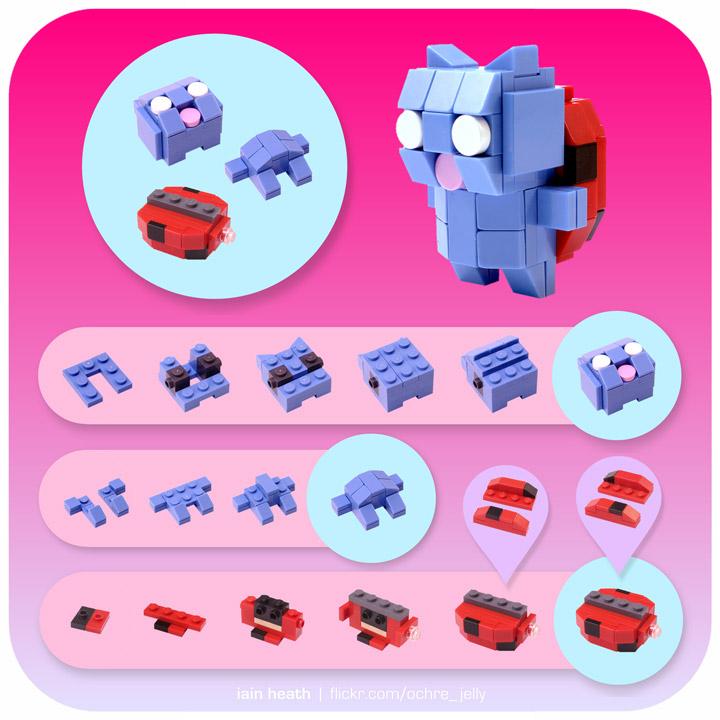 Iain Heath Lego Catbug