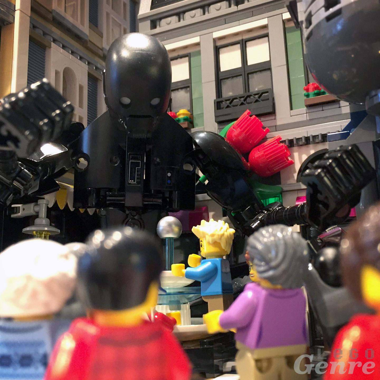 LegoGenre: Greetings