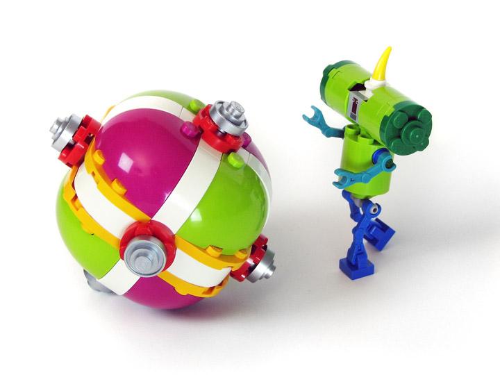 Matt De Lanoy Lego Katamari Damacy Prince