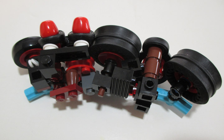 Micah Beideman Lego Tan'thu MOC Detail