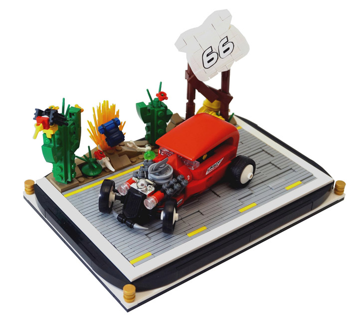 Sylon-tw Lego Red 66