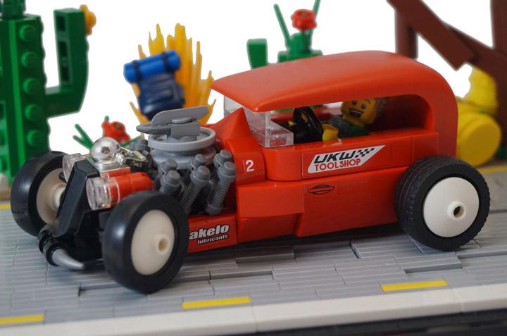 Sylon-tw Lego Red 66 Detail