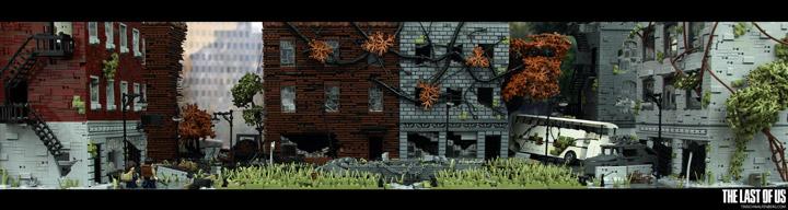 Tim Schwalfenberg The Last Of Us Lego