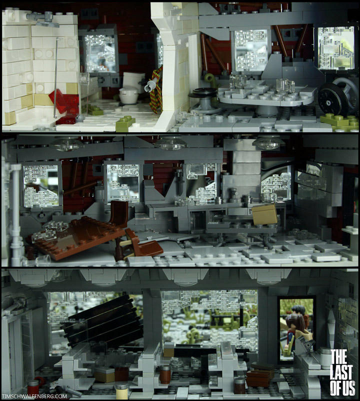 Tim Schwalfenberg The Last Of Us Lego 01