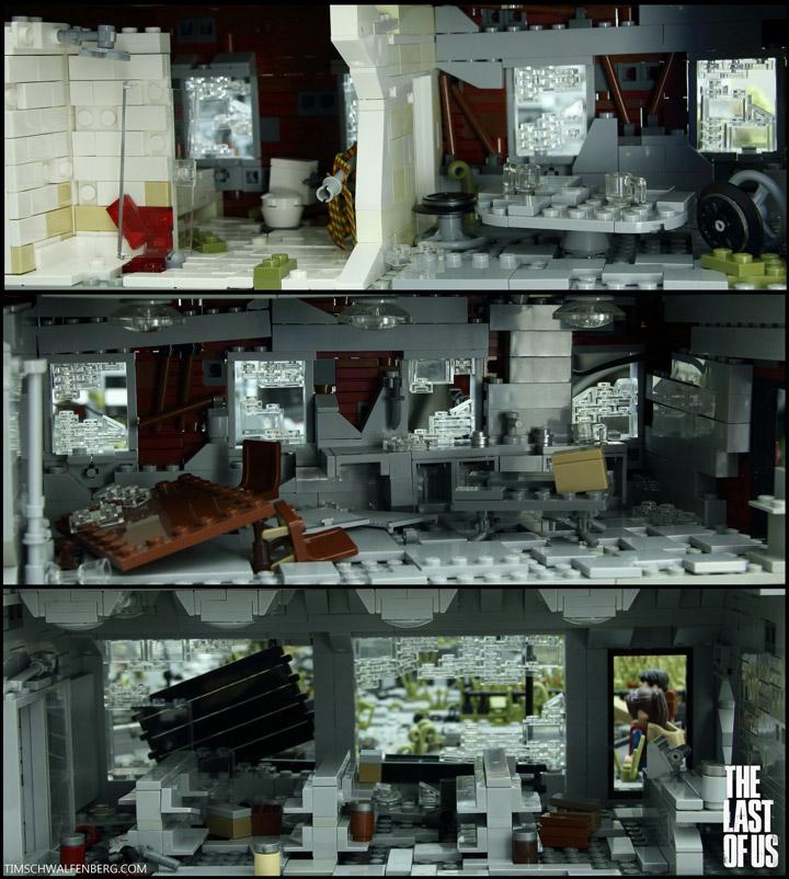 Tim Schwalfenberg The Last Of Us Lego 01