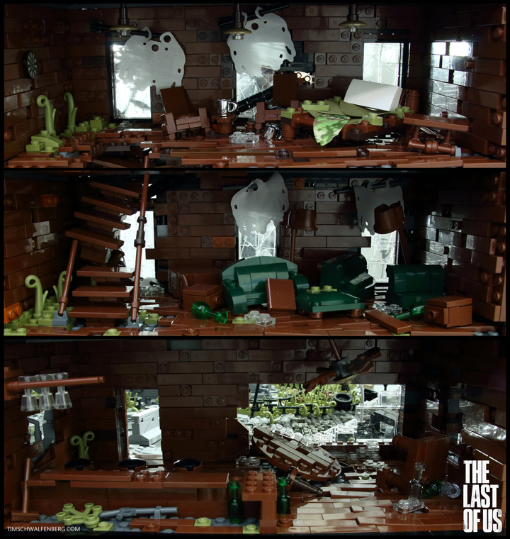 Tim Schwalfenberg The Last Of Us Lego 02
