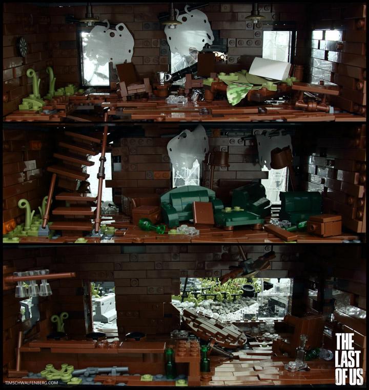 Tim Schwalfenberg The Last Of Us Lego 02