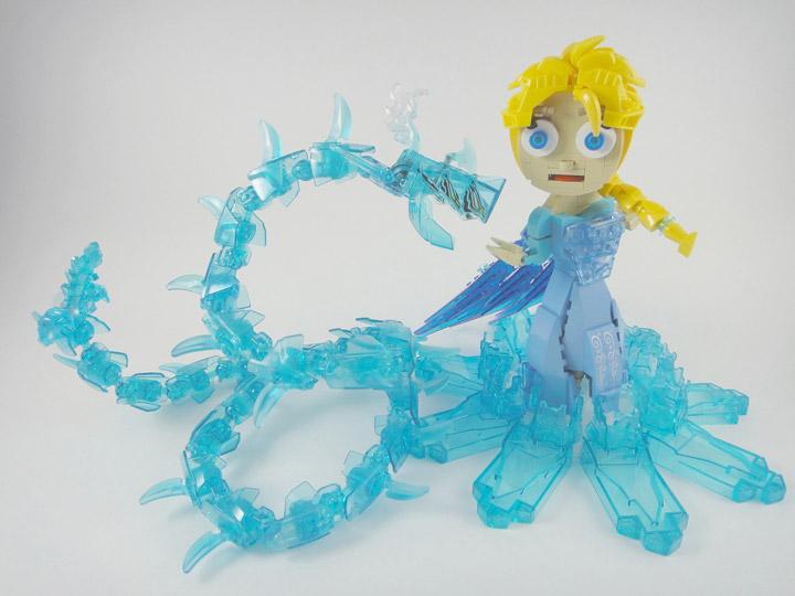 YOS Lego, Lego Frozen Elsa