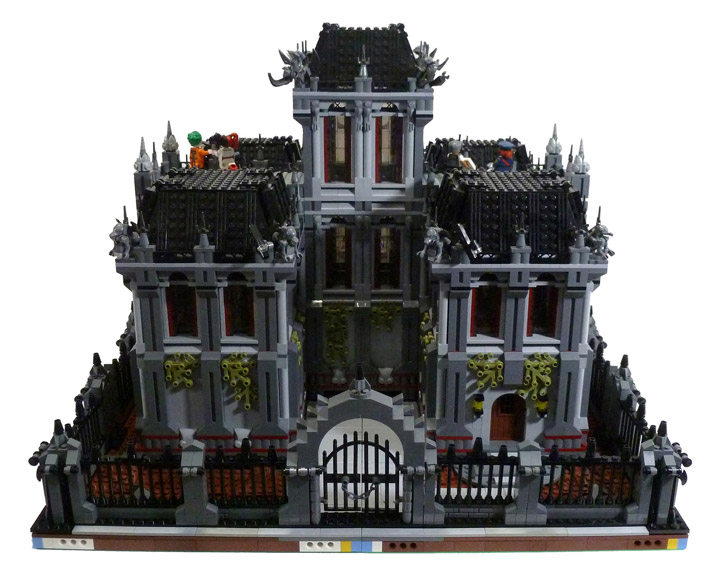 durazno_33 Lego Batman Arkham Asylum MOC 03
