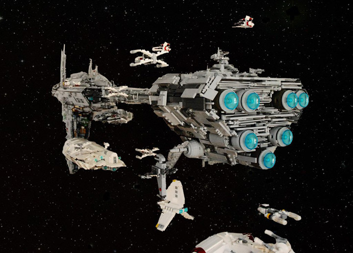 mortesv lego star wars rebel fleet moc 02