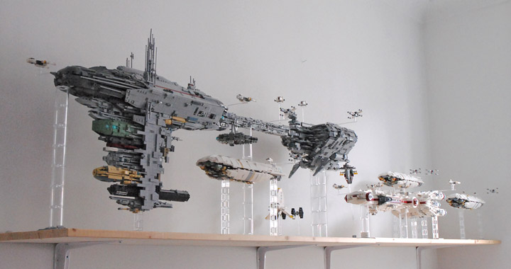 mortesv rebel fleet lego star wars moc 01