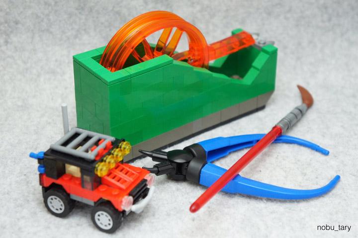 nobu tary Lego Model Making Tape
