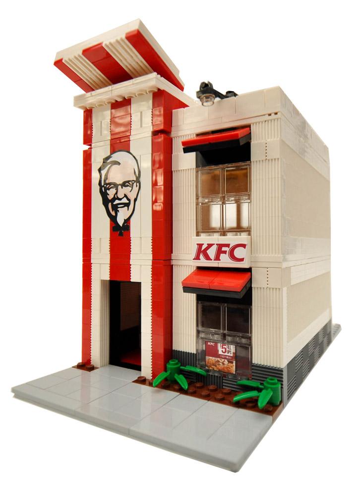 Eric Badis Lego KFC