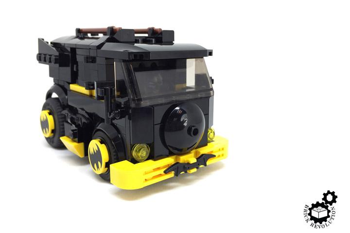 Hoyin Lau Lego Batman Batcamper