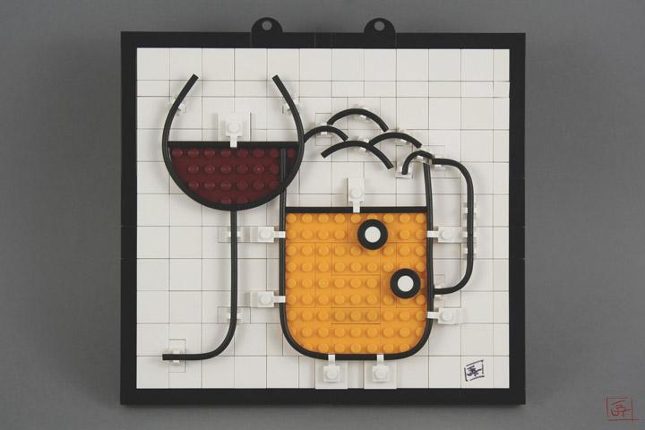 JBF Vinochope Lego Logo