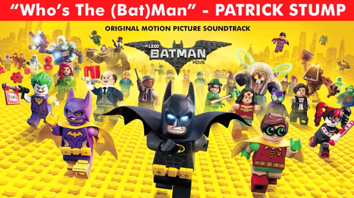 The Lego Batman Movie Soundtrack, Who's The Batman