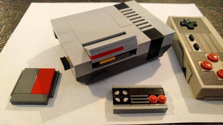 WayGroovy Lego NES Pi