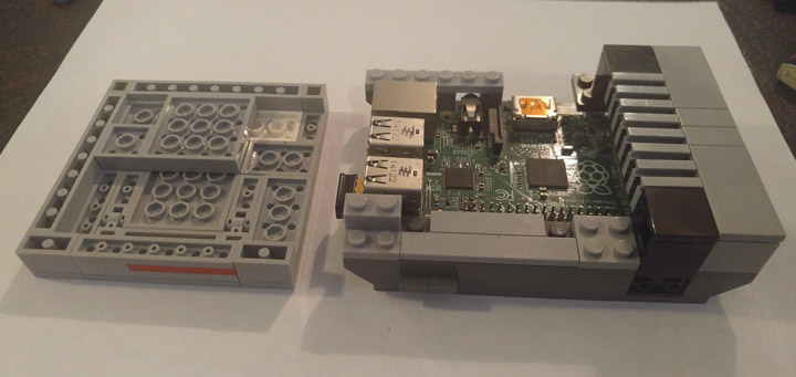 WayGroovy Lego NES Pi Open