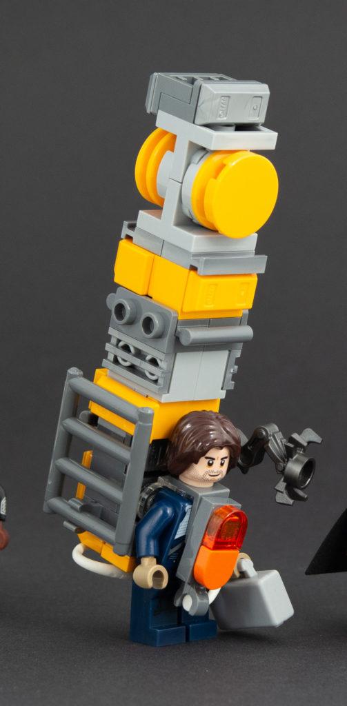 Death Stranding Lego Minifigures, Sam Porter Bridges