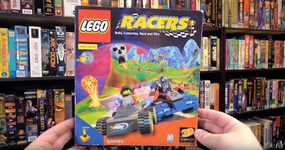 Lego Racers (1999) on PC