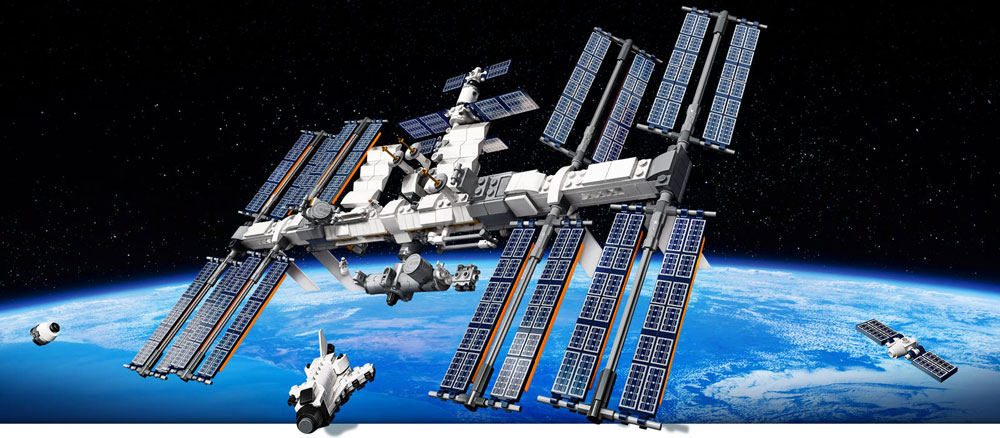 Lego International Space Station - 21321