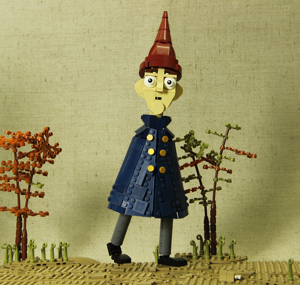 Over The Garden Wall Lego Wirt