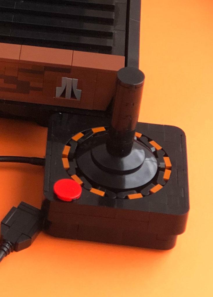 The Lego Atari 2600 Joystick