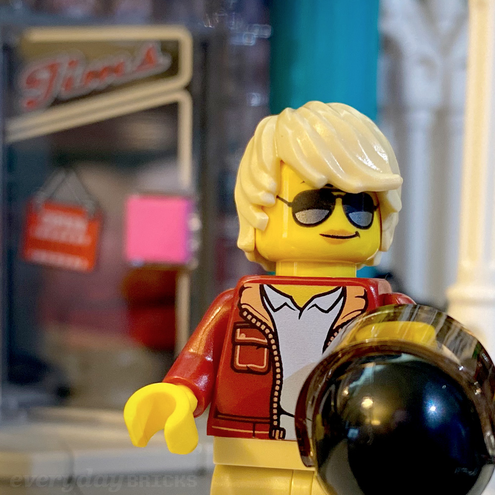 Everyday Bricks 00411: Jim's Diner