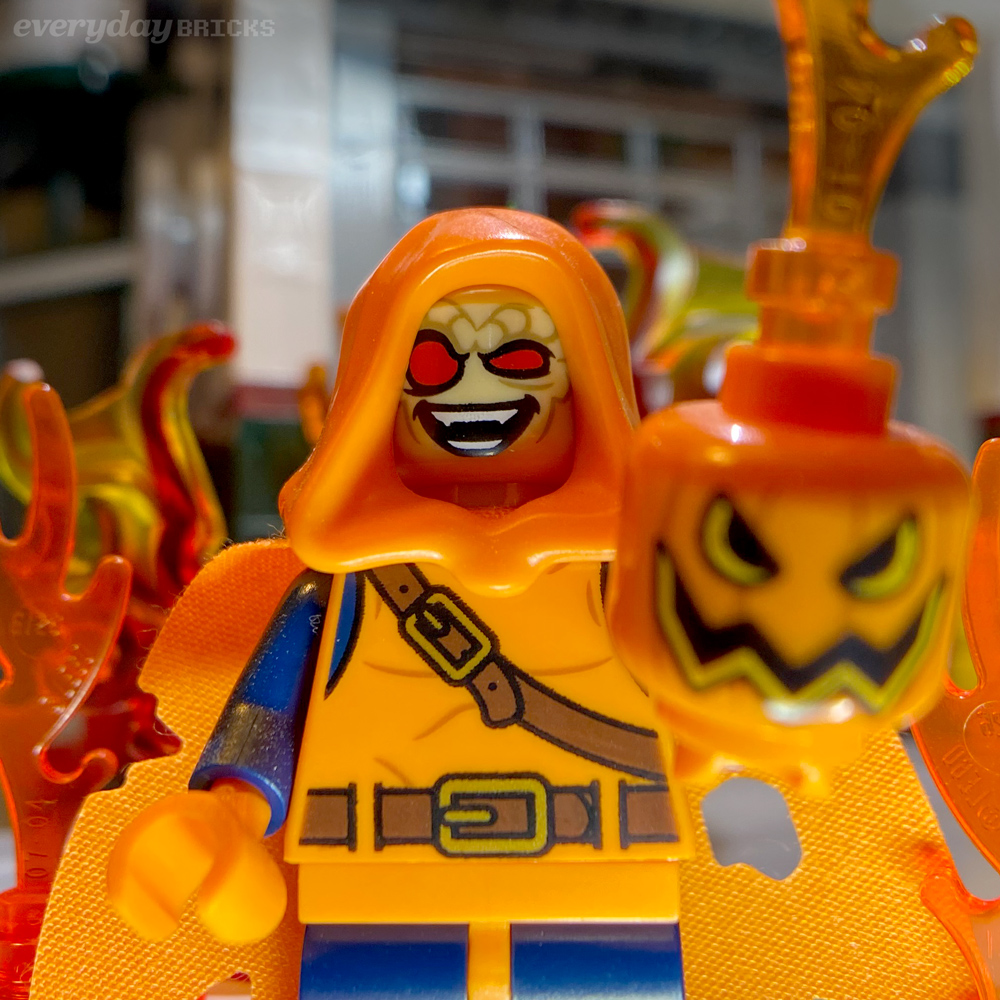 Everyday Bricks 00414: Lego - The Hobgoblin!