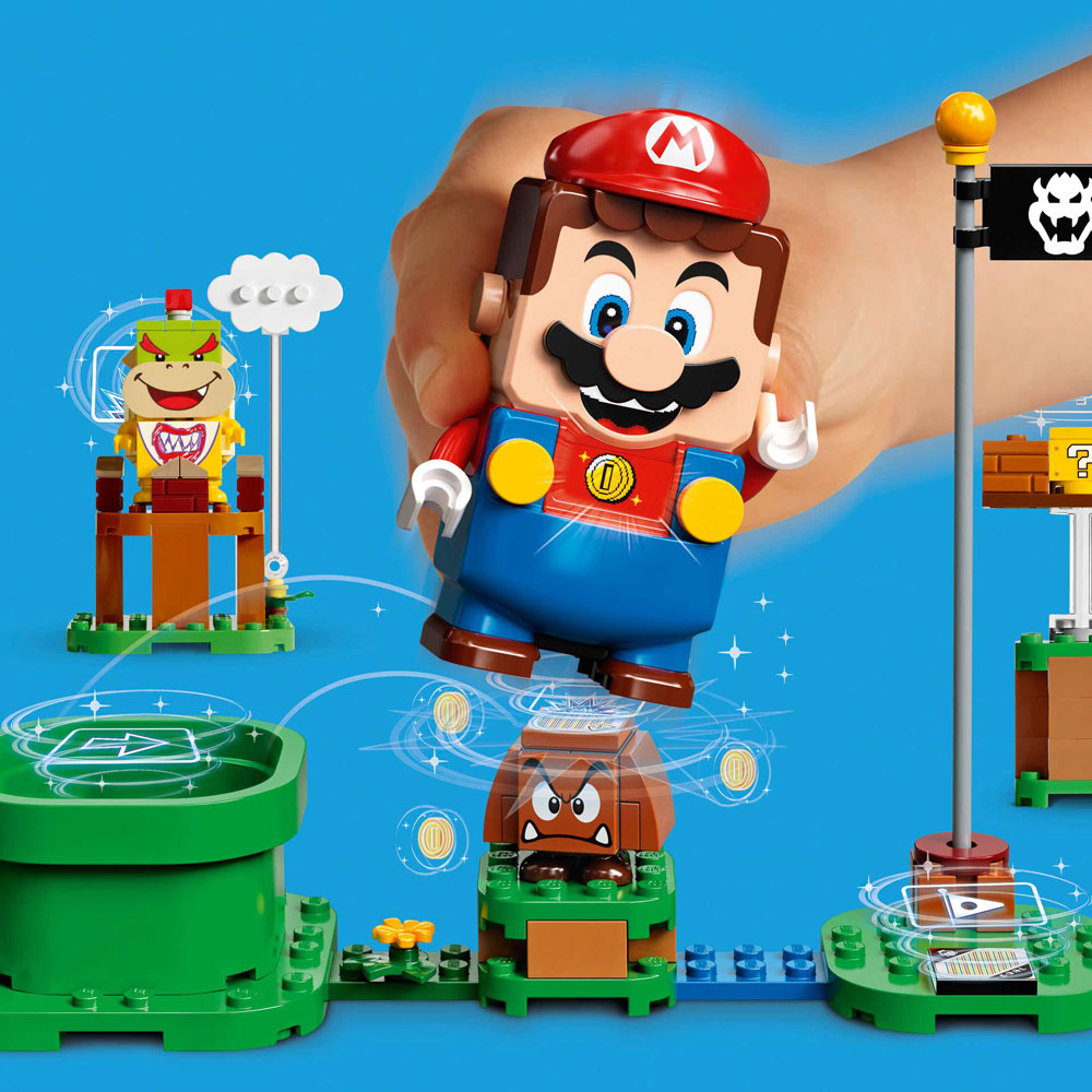 Lego Super Mario Theme Details
