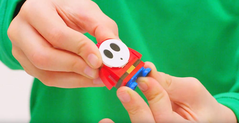 Lego Shy Guy